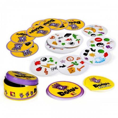 Asmodee- Dobble Mejores Juegos de Mesa para Niños