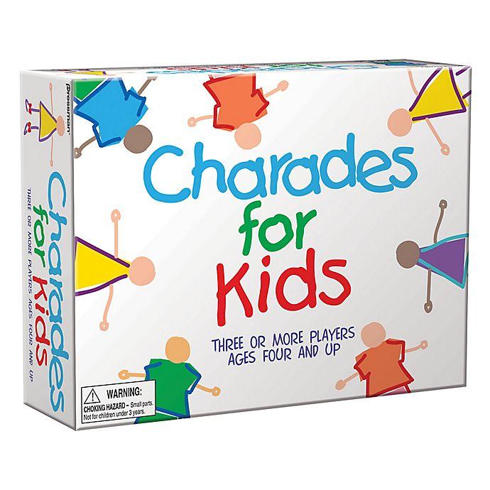 Charades for Kids Mejores Juegos de Mesa para Niños