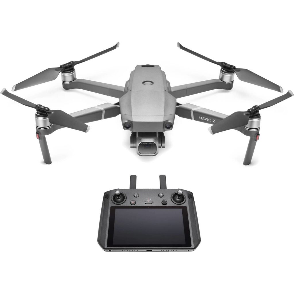 DJI Mavic 2 Pro: el mejor dron profesional para viajes