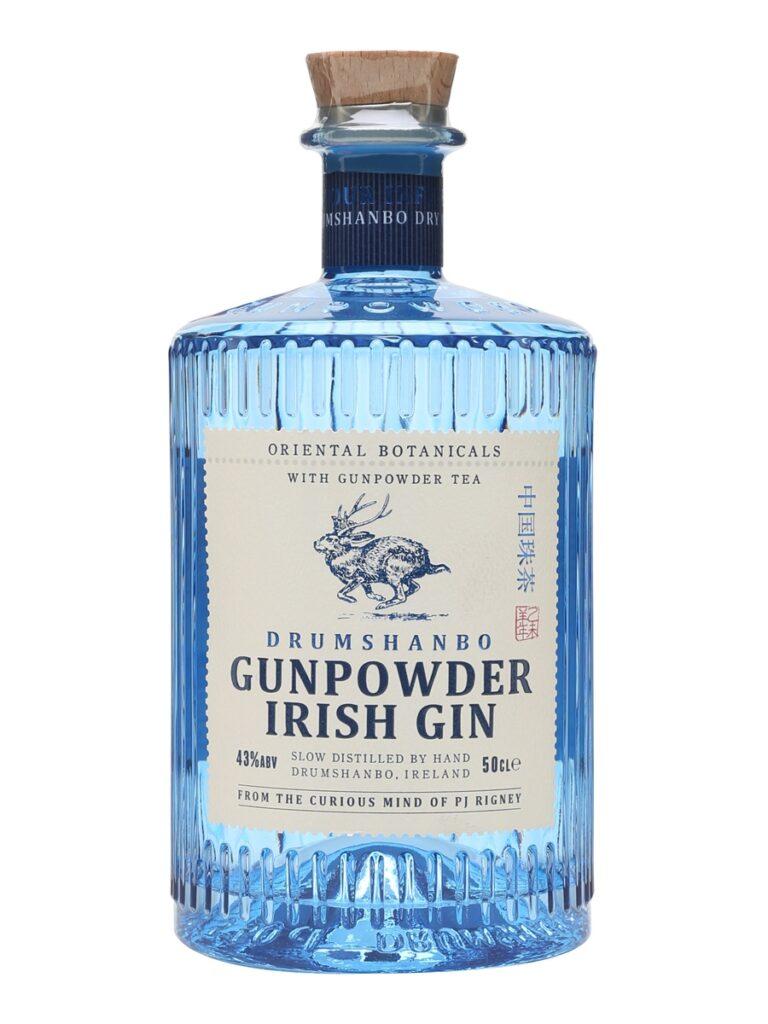 Gin Drumshanbo Gunpowder Irish