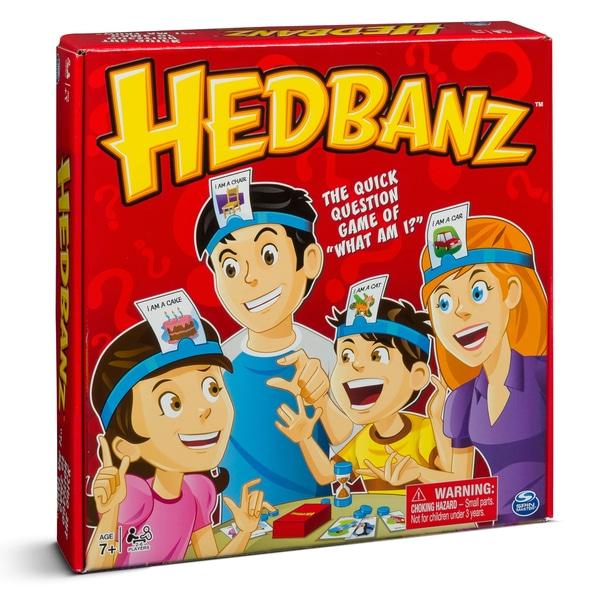 HedBanzMejores Juegos de Mesa para Niños