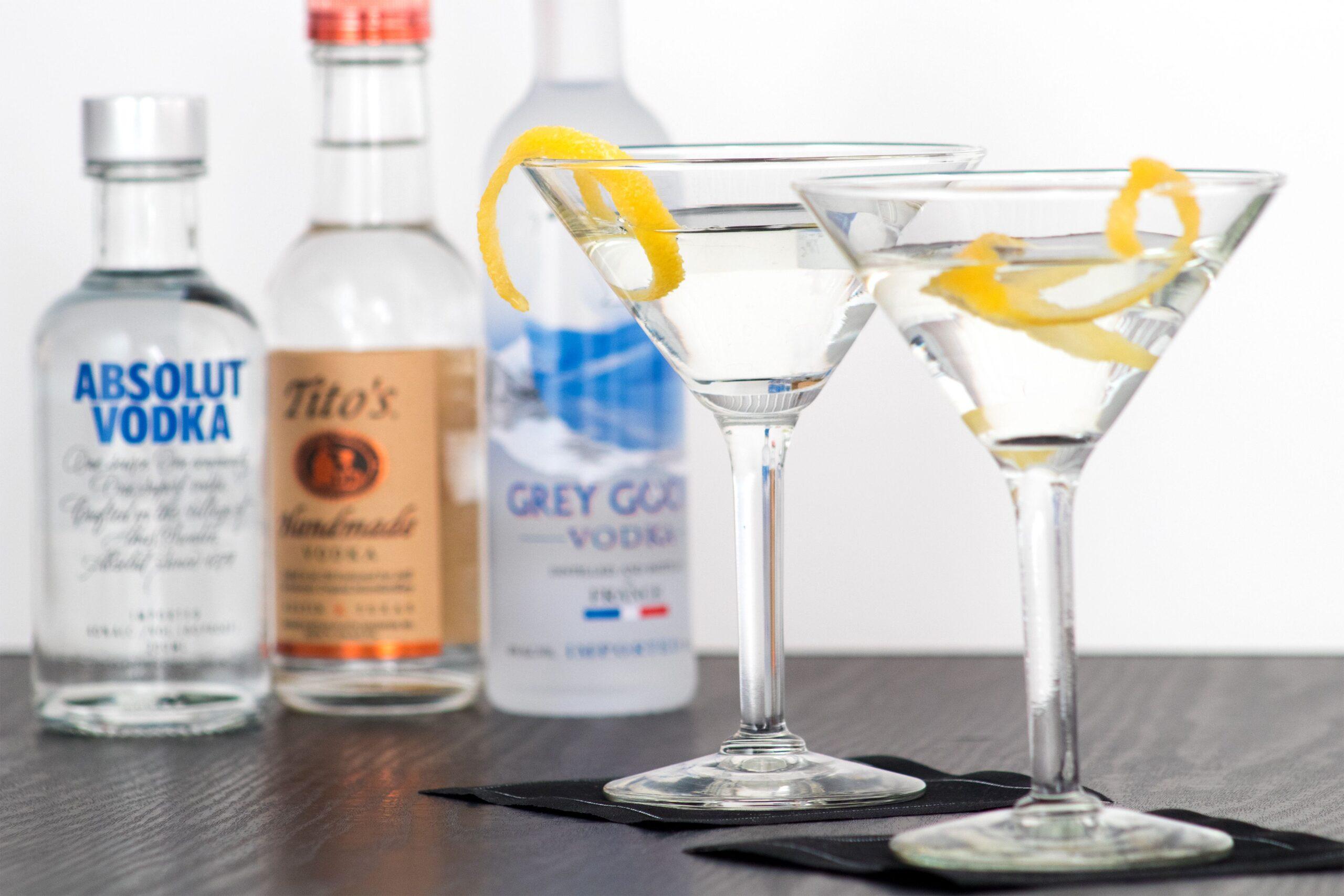 Los 10 Mejores Vodkas del Mundo de 2021