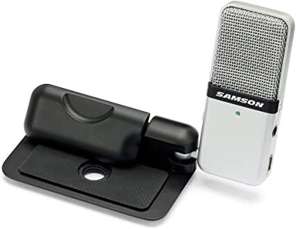 Mejores micrófono barato para juegos: Samson Go Mic