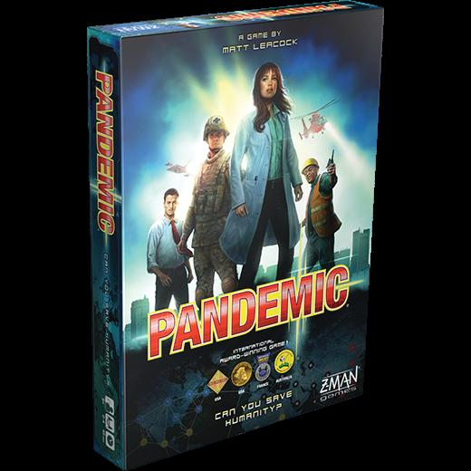 Pandemic by Z-Man