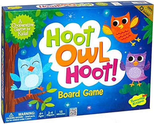 Peaceable Kingdom Owl Hoot