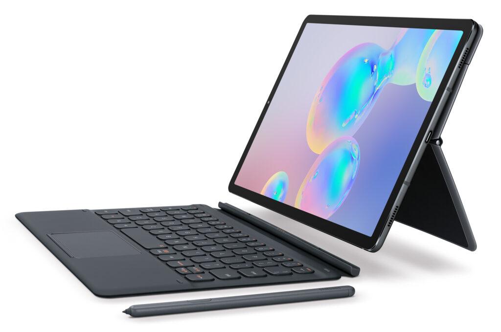 Samsung Galaxy Tab S6 Mejores Tablets de 10 Pulgadas 2020