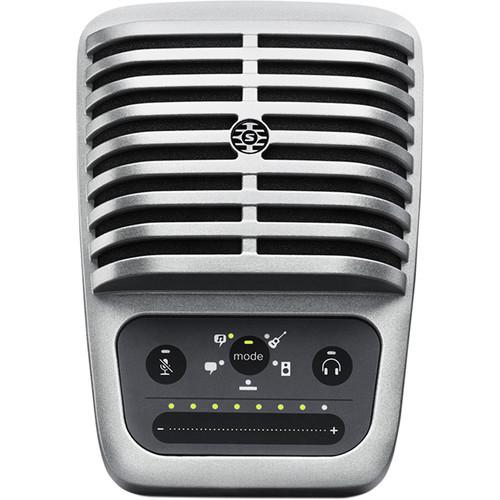Shure MV51 mejores micrófonos para iPhone