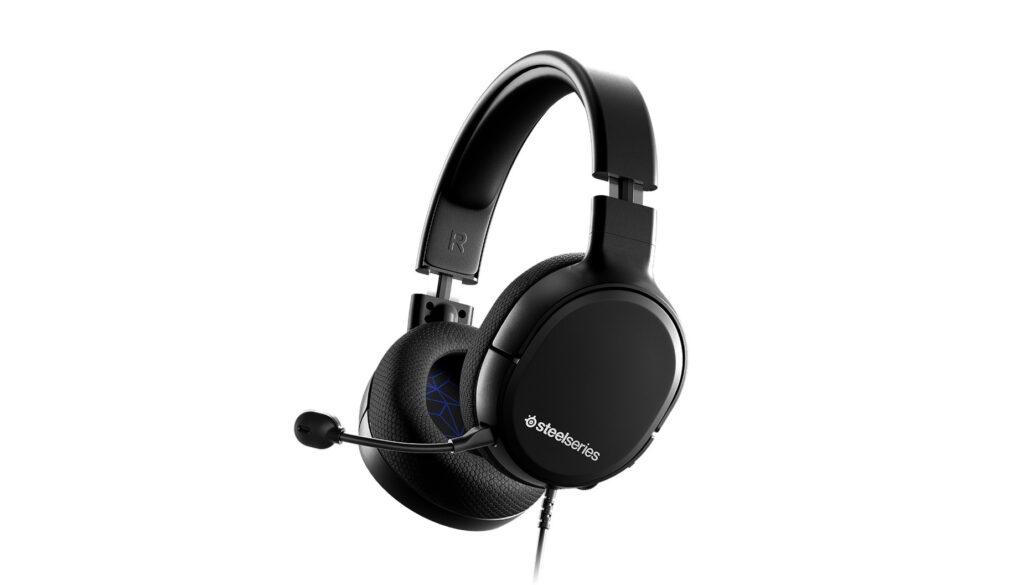Mejores micrófono económico para principiantes: SteelSeries Arctis 1