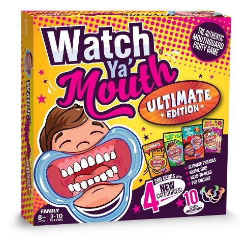 Watch Ya' Mouth Mejores Juegos de Mesa para Niños