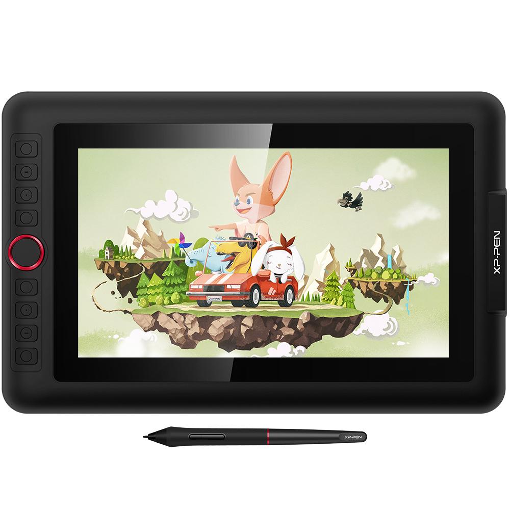 XP-Pen Artist 12: la mejor tableta de dibujo por su valor