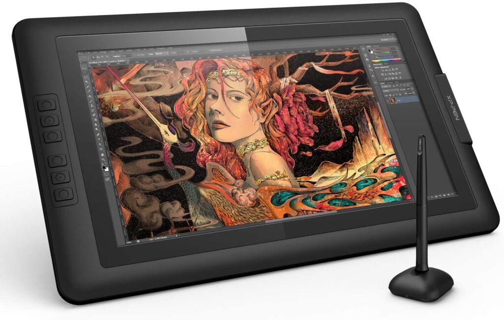 XP-Pen Artist 15: la mejor tableta de dibujo para el área de trabajo