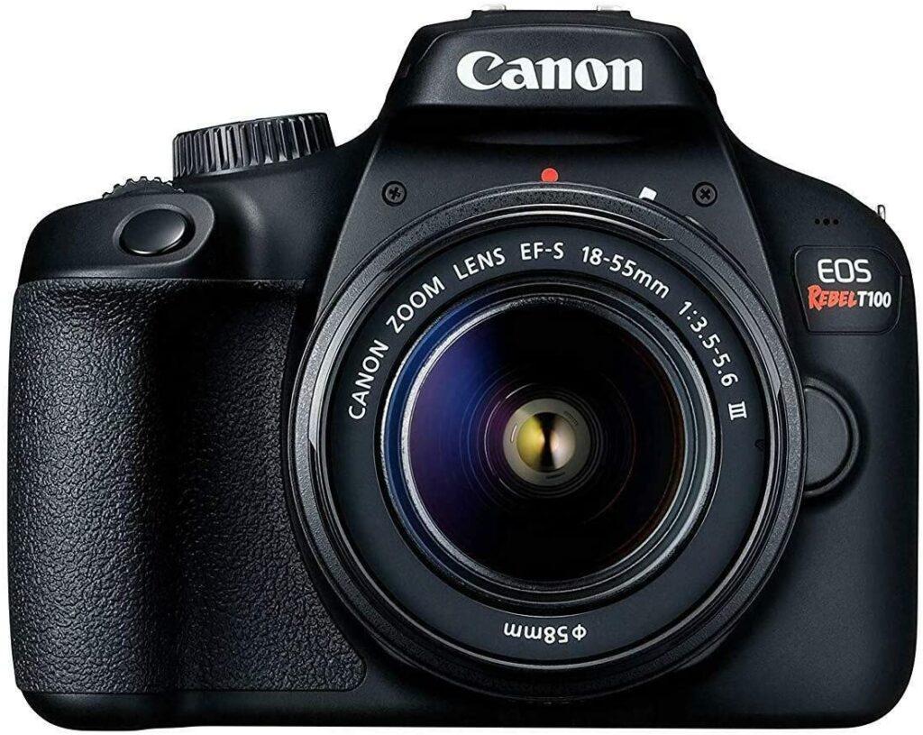 Canon EOS Rebel T100 / EOS 4000D