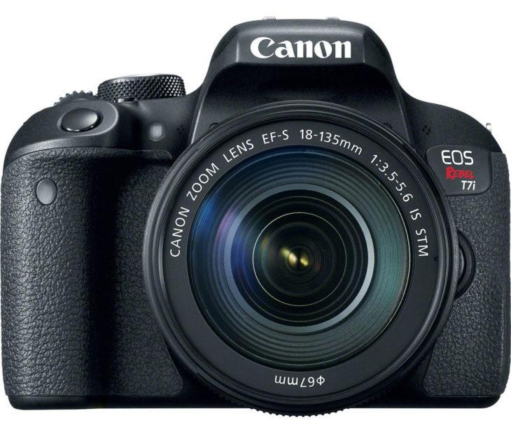 Canon EOS Rebel T7i / EOS 800D