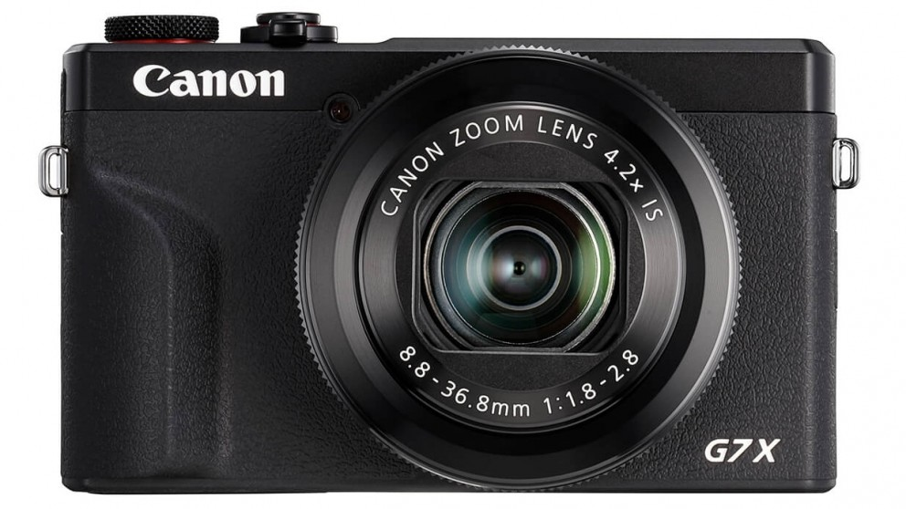 Elección del editor: Canon Powershot G7 X Mark III