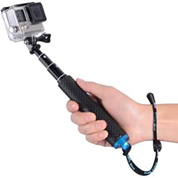 Palos de selfie GoPro impermeables CamKix para snowboard