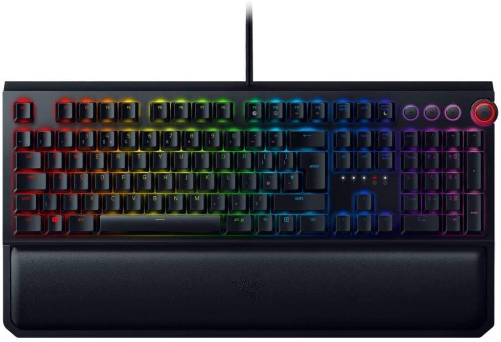 Razer BlackWidow: el mejor teclado económico Gaming