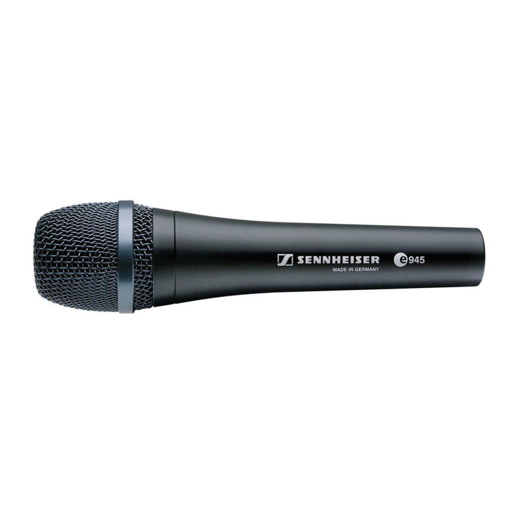 Lo mejor para voces en vivo: Sennheiser e945