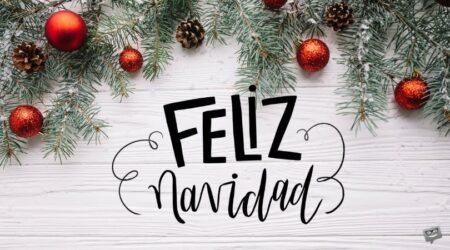 300+ Feliz Navidad Mensajes Imagenes y Felicitacion 2021