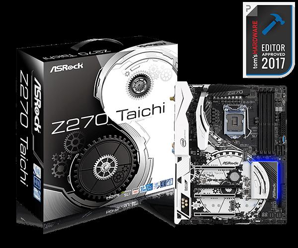 ASRock Z270 TAICHI LGA1151 / Intel Z270 / DDR4