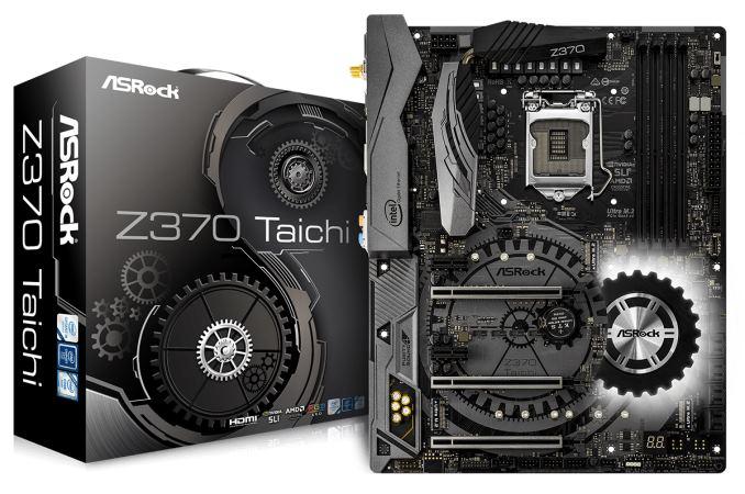 ASRock Z370 Taichi - Mejor placa base para i7-8700K