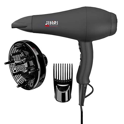 Secador de pelo Jinri Blow con tecnología difusa