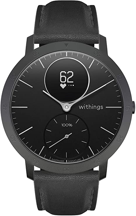 Withings / Reloj inteligente deportivo Nokia Steel HR