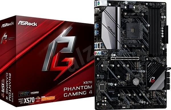 ASRock X570 Phantom Gaming 4