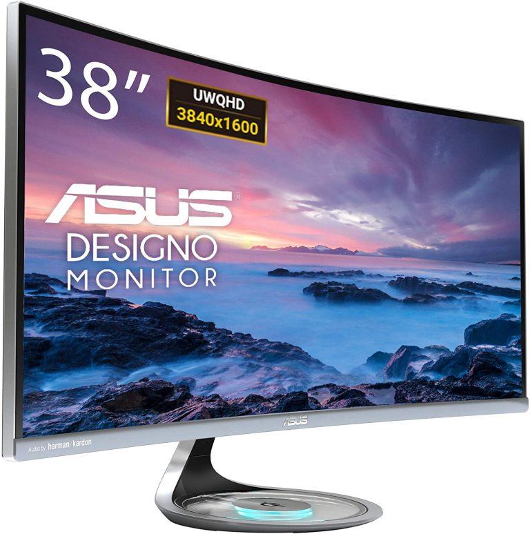 ASUS Designo Curve MX38VC de 37,5