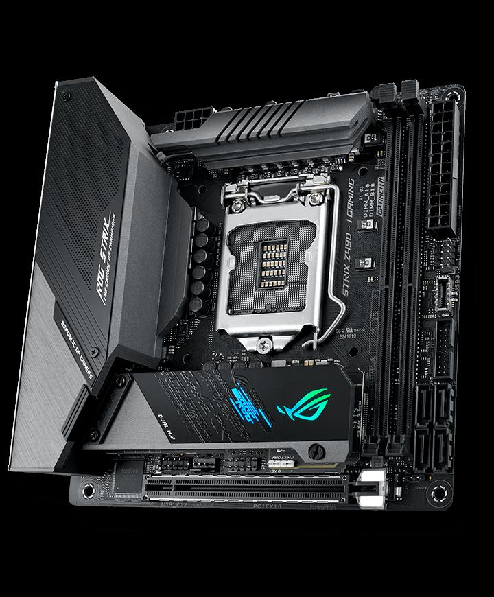 ASUS ROG Strix Z490-I Gaming (