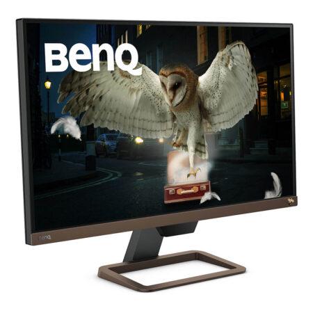 Monitor BenQ EW2780U 4K de 27 pulgadas