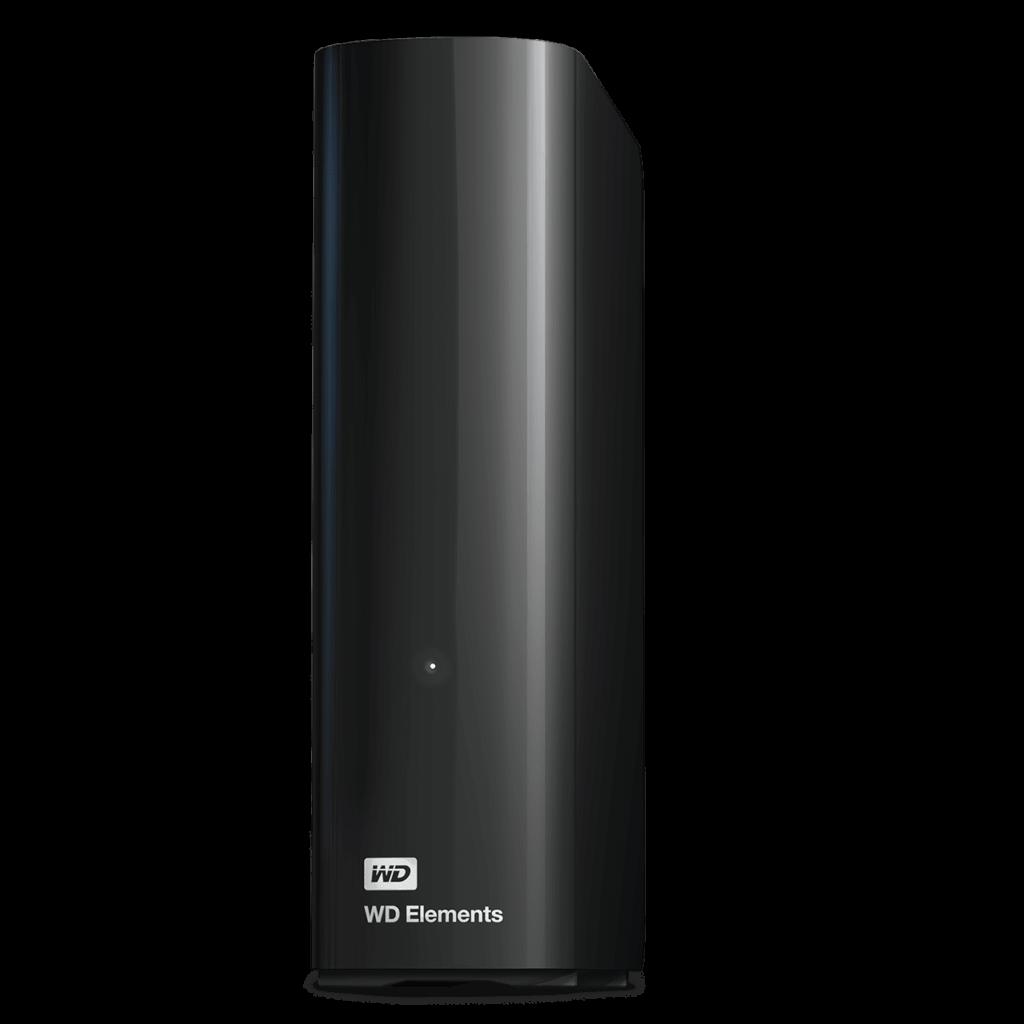 WD 8TB Elements Desktop Hard Drive
