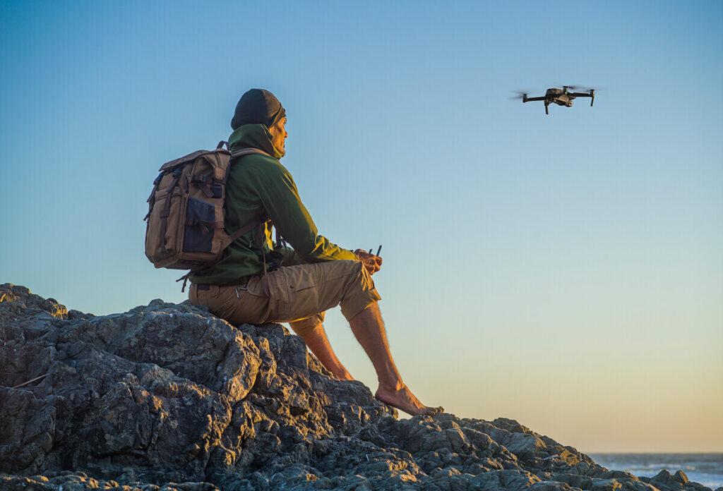 los mejores drones de viaje