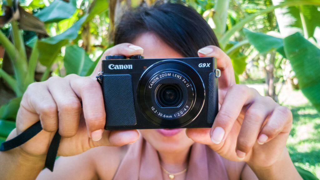 mejor cámara para viajar en 2021.