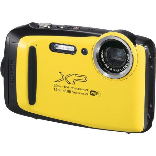 Cámara digital impermeable Fujifilm FinePix XP130.