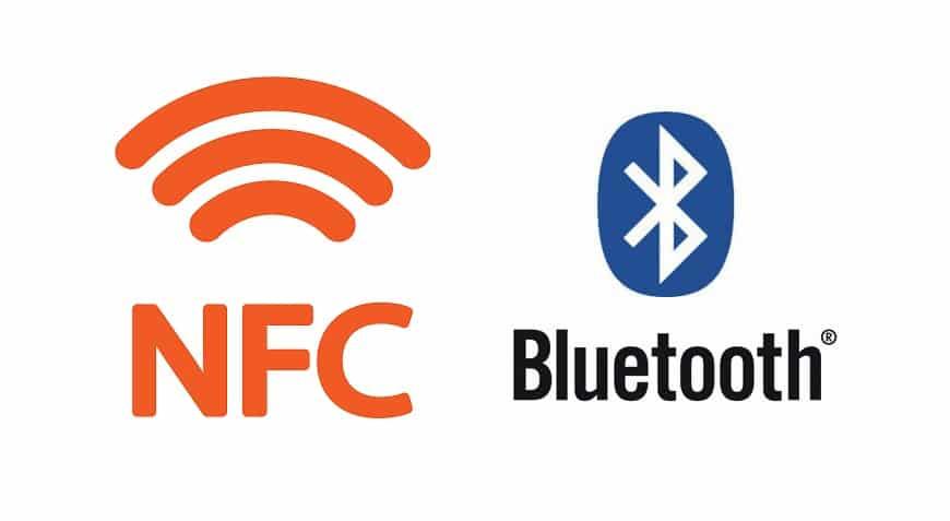 NFC v / s Bluetooth