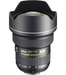 Nikon AF-S NIKKOR 14-24 mm f / 2.8G ED