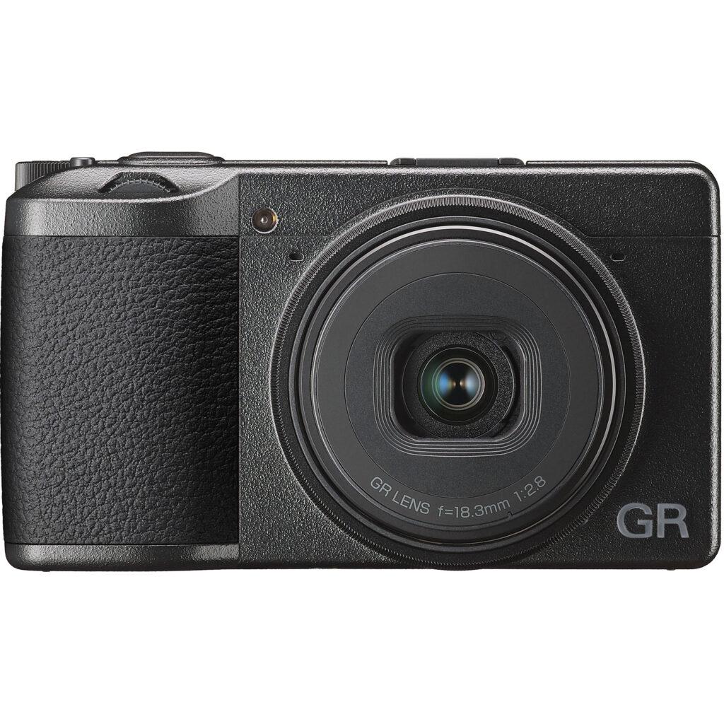 Ricoh GR III | La mejor cámara de viaje de bolsillo