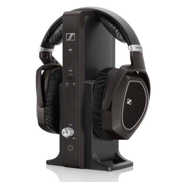 Sennheiser RS 185: los mejores auriculares para TV con respaldo abierto
