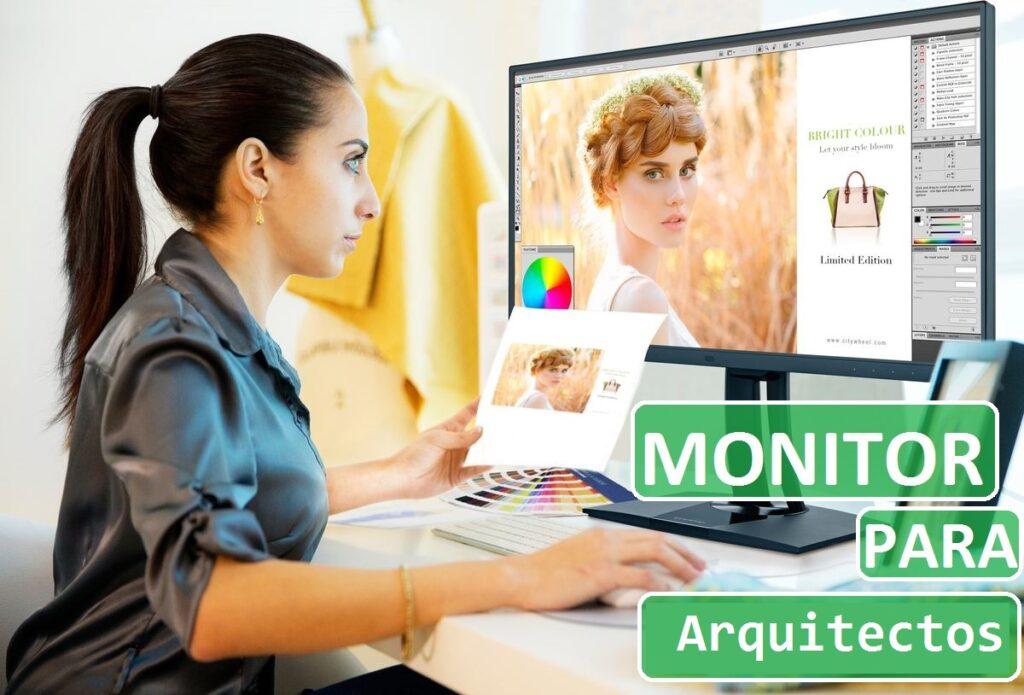7 Mejores Monitores para Artistas y Arquitectos