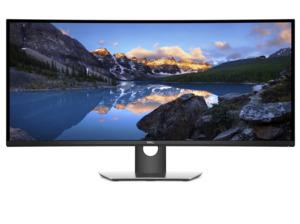 Monitor Dell serie U de 38 ″ con pantalla iluminada por LED [U3818DW]
