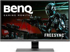 BenQ EW3270U: con tecnología Eye-Care