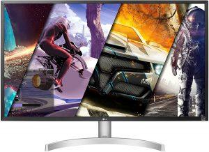 LG 32UL500-W - Monitor 4k HDR para PS4 Pro
