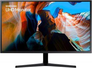 Samsung UJ59 - Monitor UHD Freesync para PS4 Pro