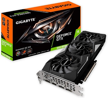 GeForce GTX 1660 Super OC 6G